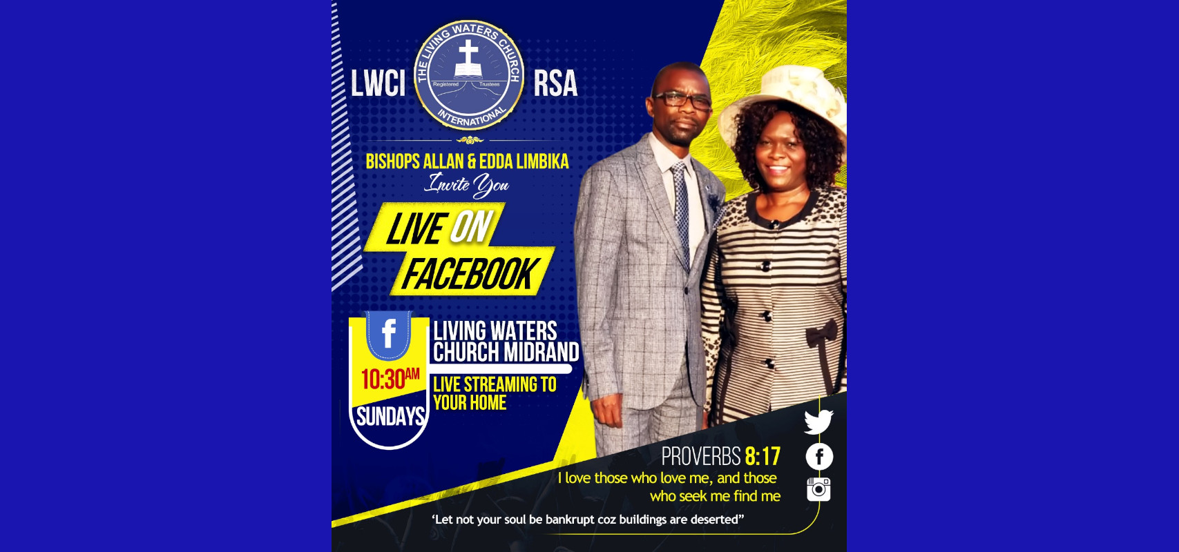 LWCI Midrand Online Service